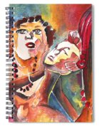 The Ladies Of Loket In The Czech Republic Spiral Notebook
