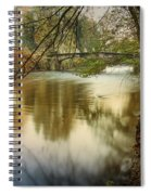 The Lambro River Spiral Notebook