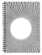 The Lamp Spiral Notebook