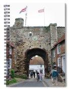 The Landgate Rye Spiral Notebook