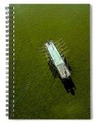 The Landing Spot Spiral Notebook