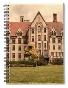 The Landmark Spiral Notebook