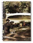 The Landscape Spiral Notebook