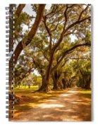 The Lane 2 Spiral Notebook