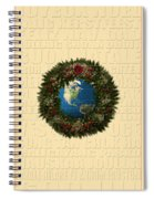 The Language Of Christmas 2 Spiral Notebook