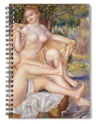 The Large Bathers Spiral Notebook