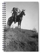 The Last Battle - 1908 Spiral Notebook