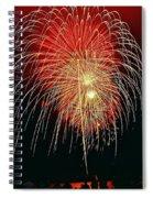 The Last Blast 1 Spiral Notebook