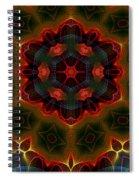 The Last Flower II Spiral Notebook
