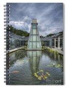The Last Gateway Spiral Notebook
