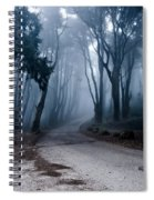 The Last Road Spiral Notebook