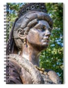The Last Tsarita Spiral Notebook