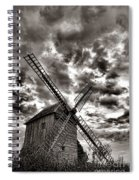 The Last Windmill Spiral Notebook