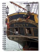 The Late Great Bounty Spiral Notebook