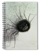 The Laughing Spider Spiral Notebook