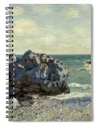 The Laugland Bay Spiral Notebook