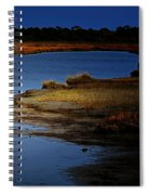 The Lay Of The Land Spiral Notebook