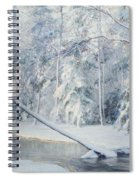 The Leaning Tree Spiral Notebook