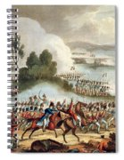 The Left Wing Of The British Army Spiral Notebook