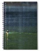 The Leisurely Getaway Spiral Notebook