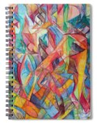 The Letter Chet 2 Spiral Notebook