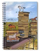 The Library Your Local Treasure Spiral Notebook