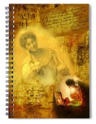 The Light Inside The Dead Spiral Notebook