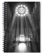 The Light - Ireland Spiral Notebook