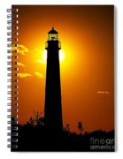 The Light Of Cape May Spiral Notebook