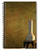 The Lighthouse - Port Washington Spiral Notebook