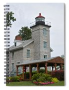 The Lighthouse Spiral Notebook
