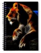 The Lioness Alt Spiral Notebook