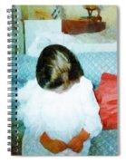 The Little Angel  Spiral Notebook