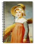 The Little Gleaner Spiral Notebook