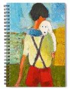 The Little Puppy Spiral Notebook