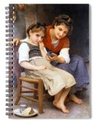 The Little Sulk Spiral Notebook