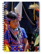 The Little Warriors Spiral Notebook
