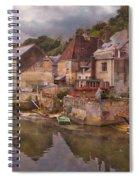 The Loir River Spiral Notebook