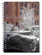 The Lone Sentinel - Spokane Washington Spiral Notebook