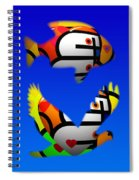 The Lonely Sea Or The Sky Spiral Notebook