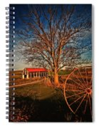 The Long And Winding Road Spiral Notebook
