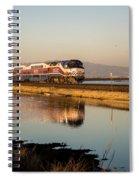 The Long Commute Spiral Notebook