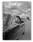 The Long Road Home - Ford Torino Cobra Jet Spiral Notebook
