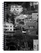 The Long Walk Home Spiral Notebook