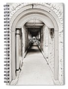 The Long Welcome 2 Spiral Notebook