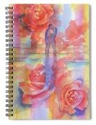 Eternal Love Spiral Notebook
