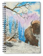 The Look Back Spiral Notebook