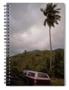 The Lost Cars Spiral Notebook