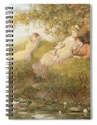 The Lotus Eaters, 1893 Spiral Notebook
