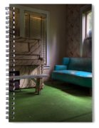 The Lounge Spiral Notebook